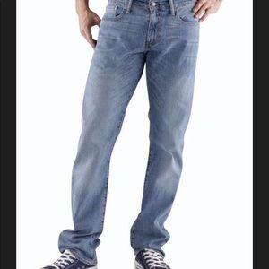 Levi's 514 Jeans. Like New. Straight Fit. Denim.